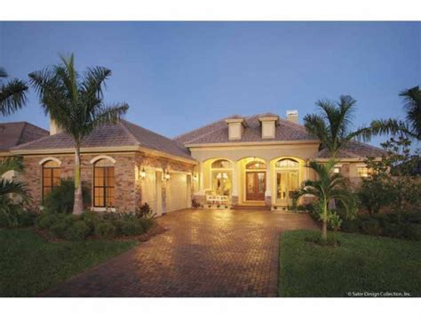 mediterranean style home plans mediterranean modern style home plans dhsw68284 house
