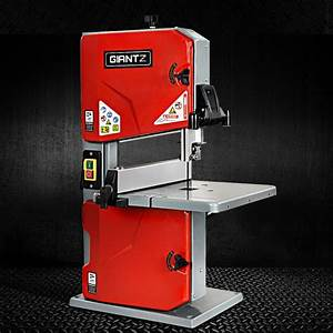 Giantz 250w Bandsaw Blades Guides Wood Timber Cutting