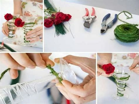 do it yourself wedding decoration pinterest