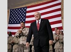 Cheney On Iraq Quotes QuotesGram