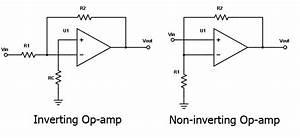 Non-inverting Op-amp Resistor Calculator