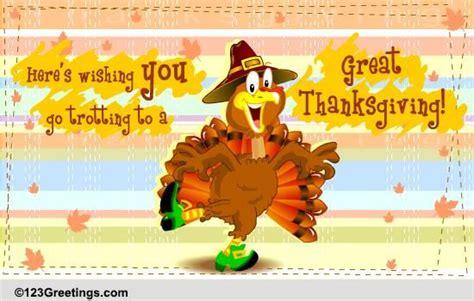 great thanksgiving  turkey fun ecards