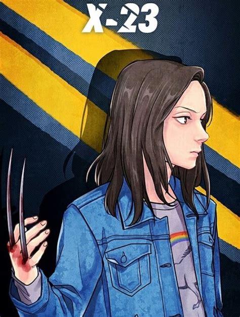 Laura Kinney   Wolverine art, Marvel women, Marvel art