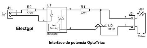 solucionado consult moc3021 and tric bt137 yoreparo