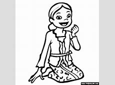 Online Coloring Pages Starting with the Letter I