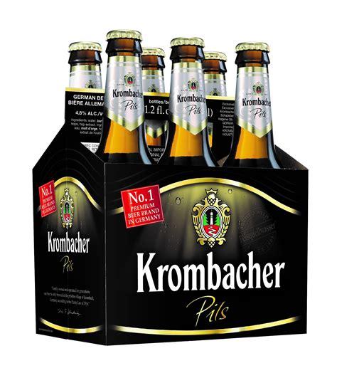 Krombacher Pils - Sal's Beverage World