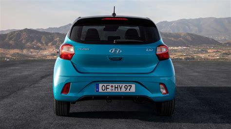 Hyundai I10 2020 Motor Ausstattung by 2020 Hyundai I10 Motor1 Photos