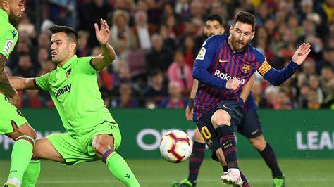 «барса» вела в два мяча, когда забили лионель месси и педри. Леванте - Барселона смотреть онлайн - трансляция матча 02 ...
