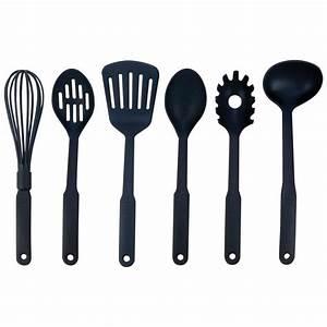 Wholesale 6pc Nylon Kitchen Tool Set - Buy Wholesale