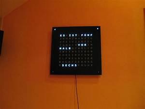 Uhr Mit Worten : star trek technologie ~ A.2002-acura-tl-radio.info Haus und Dekorationen