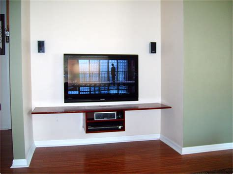wall shelves tv floating shelf for wall mount tv Floating