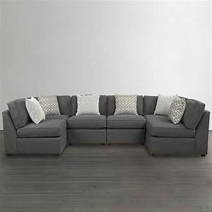 25 best lounges images on pinterest living rooms u for U shaped sectional sofa india