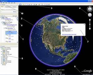 Ndbc Observation Google Earth Help Page