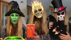 Masque Halloween A Fabriquer : diy tuto halloween fabriquer une sorci re et chauve souris ~ Melissatoandfro.com Idées de Décoration