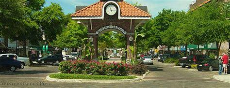 Winter Garden Downtown Business, Restaraurants & Shoppes