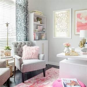 Best Cute Office Decor Ideas On Pinterest Chic Office ...