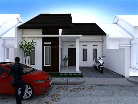 gambar desain rumah 2 lantai classic contoh o