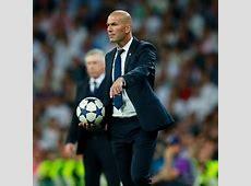 Zidane pens new Real Madrid deal Sport24