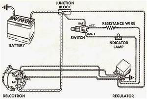 Wiring Diagrams And Free Manual Ebooks  1963 To 1972 Buick Alternator Wiring