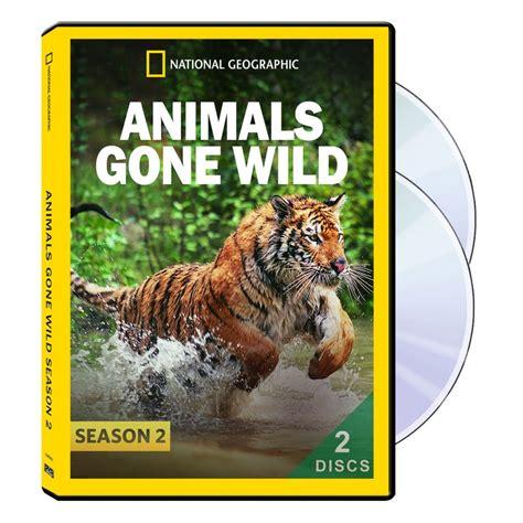 Animals Gone Wild Season Two 2dvdr Set National