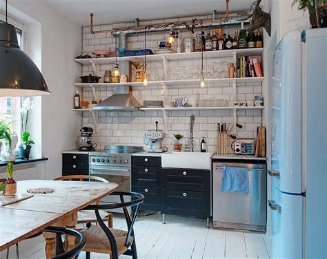 decoracion de cocinas pequenas revista tendenciadeco