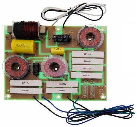 frequenzweiche 3 wege kenford frequenzweiche pro 3 wege 700 watt technik passage24 de