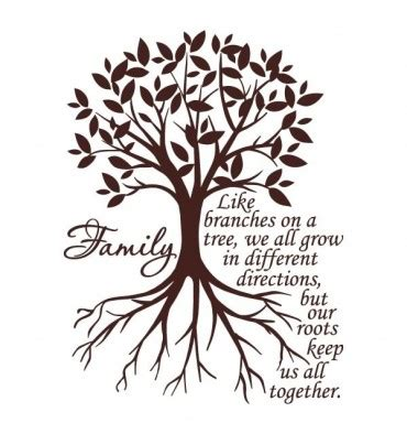 family tree with roots clipart we are family blown away in the windy city