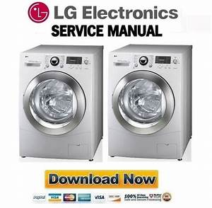 Lg Wd14030d6 Service Manual  U0026 Repair Guide