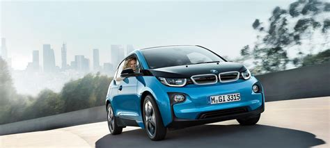 Bmw I3 Has Standout Features  Competition Bmw Of Smithtown