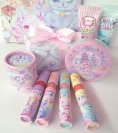 Cute Japanese Makeup Products