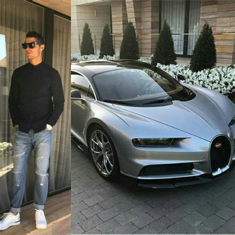 It's the most expensive new car in the world with a price tag of about $18.9 million. Cristiano Ronaldo Shows Off His Brand New 2017 Bugatti Chiron Worth $3million: - Xquisite 360 Blog