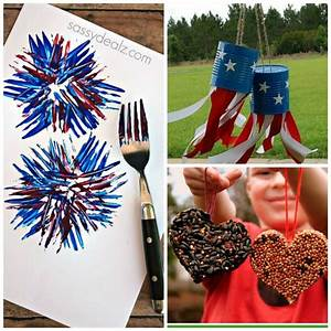 Kids, Craft, Ideas, From, Pinterest, -, Red, Ted, Art