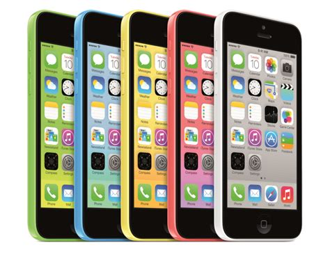 iphone 5c for cheap this is what apple s new cheap iphone 5c will cost in