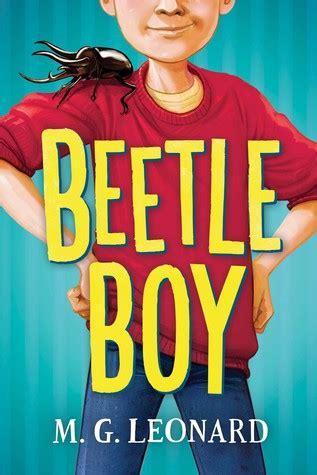 beetle boy  battle   beetles   mg leonard
