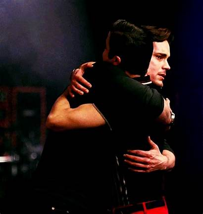 Glee Anderson Cooper Blaine Mine