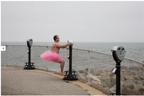 Photographer Wears Pink Tutu to Amuse His Wife and Raise ...