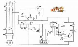 Agricultural Irrigation Controller Circuit Diagram 2