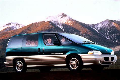 1990-96 Pontiac Trans Sport   Consumer Guide Auto