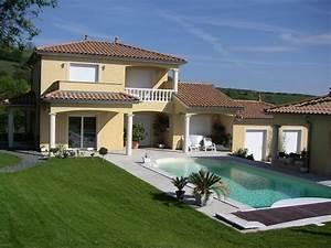 Style De Maison : maison traditionnelle secteur lyon bureau d 39 tudes et ~ Dallasstarsshop.com Idées de Décoration