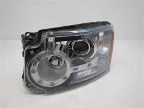 land rover lr4 2010 driver side headlight