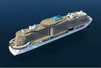 Cruise Norwegian Ship Leonardo Project Ships Ncl