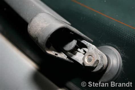 opel astra hheckscheibenwischermotor wechseln