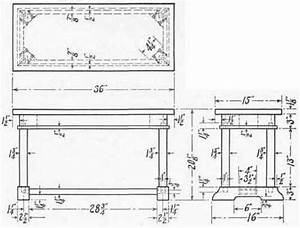 How to Build Quality Piano Bench Plans – Ryan Clayton Deco