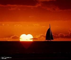 Romantic Sunset - Worth1000 Contests