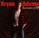 Tune Of The Day: Bryan Adams - Summer Of '69