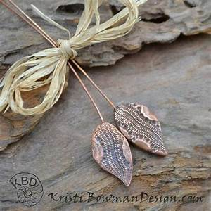 Copper beads and charms - Interview with Kristi Bowman ...