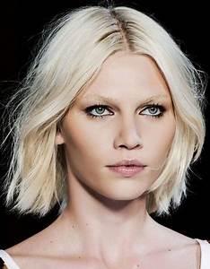 Coupe Courte Pour Visage Rond : quelle coupe pour visage rond cheveux fins ~ Melissatoandfro.com Idées de Décoration