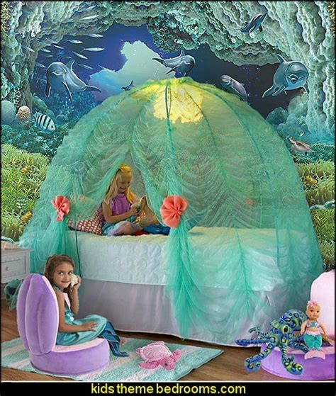bonanza mermaid themed bedroom decorating 224 best images about princess bedroom ideas on