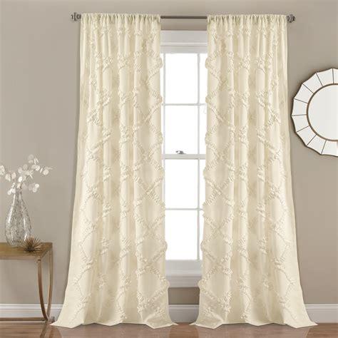 white ruffle curtains gorgeous white ruffle curtains white ruffle curtains