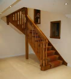 The Brooklyn Staircase - Oak Stairs